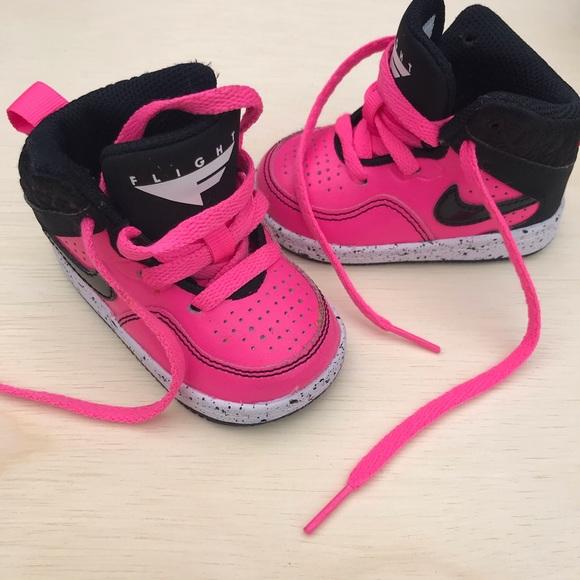 Nike Shoes   Nike Toddler 3 Hot Pink